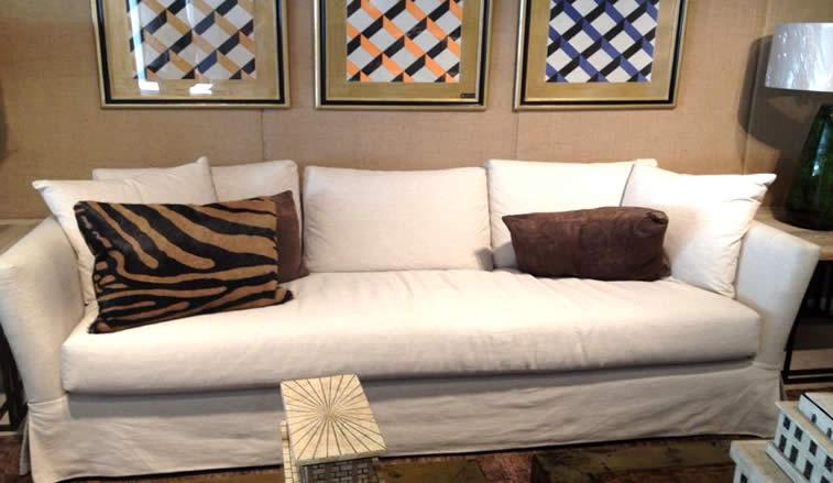 Tapizado de sillones y sofa en linos todo linos - Telas para fundas de sofa ...